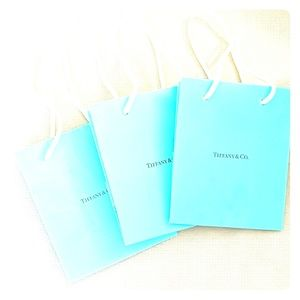3 Pack - Tiffany & Co. Bags